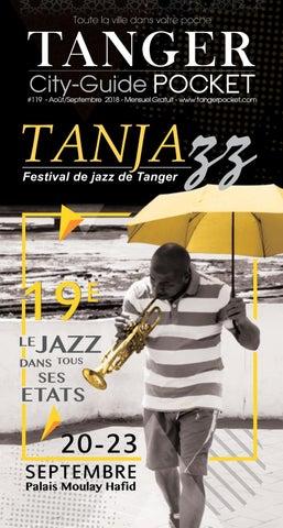 Tanger Pocket City-Guide Août/Septembre 2018 // N°119 by Tanger ...