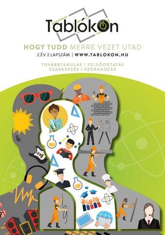 """Cover of """"Tablókon - Hogy tudd merre vezet utad!"""""""