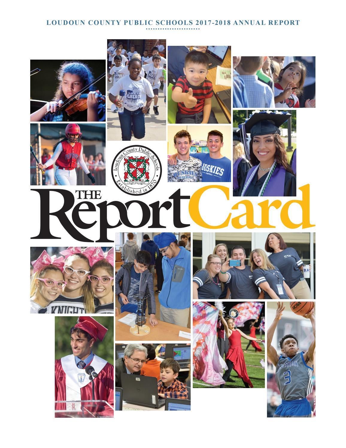 Loudoun County Public Schools Calendar 2022.2017 2018 Lcps Annual Report By Lcpspio Issuu