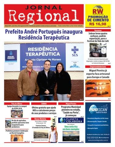 5df102c30fc2b 0201 Jornal Regional - 03.08.18 by Jornal Regional - issuu