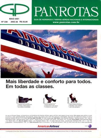 1fcd575b18 Guia Panrotas - Edição 338 - Maio 2001 by PANROTAS Editora - issuu