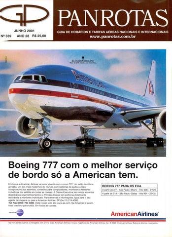 Guia Panrotas - Edição 339 - Junho 2001 by PANROTAS Editora - issuu 225ff14ca2