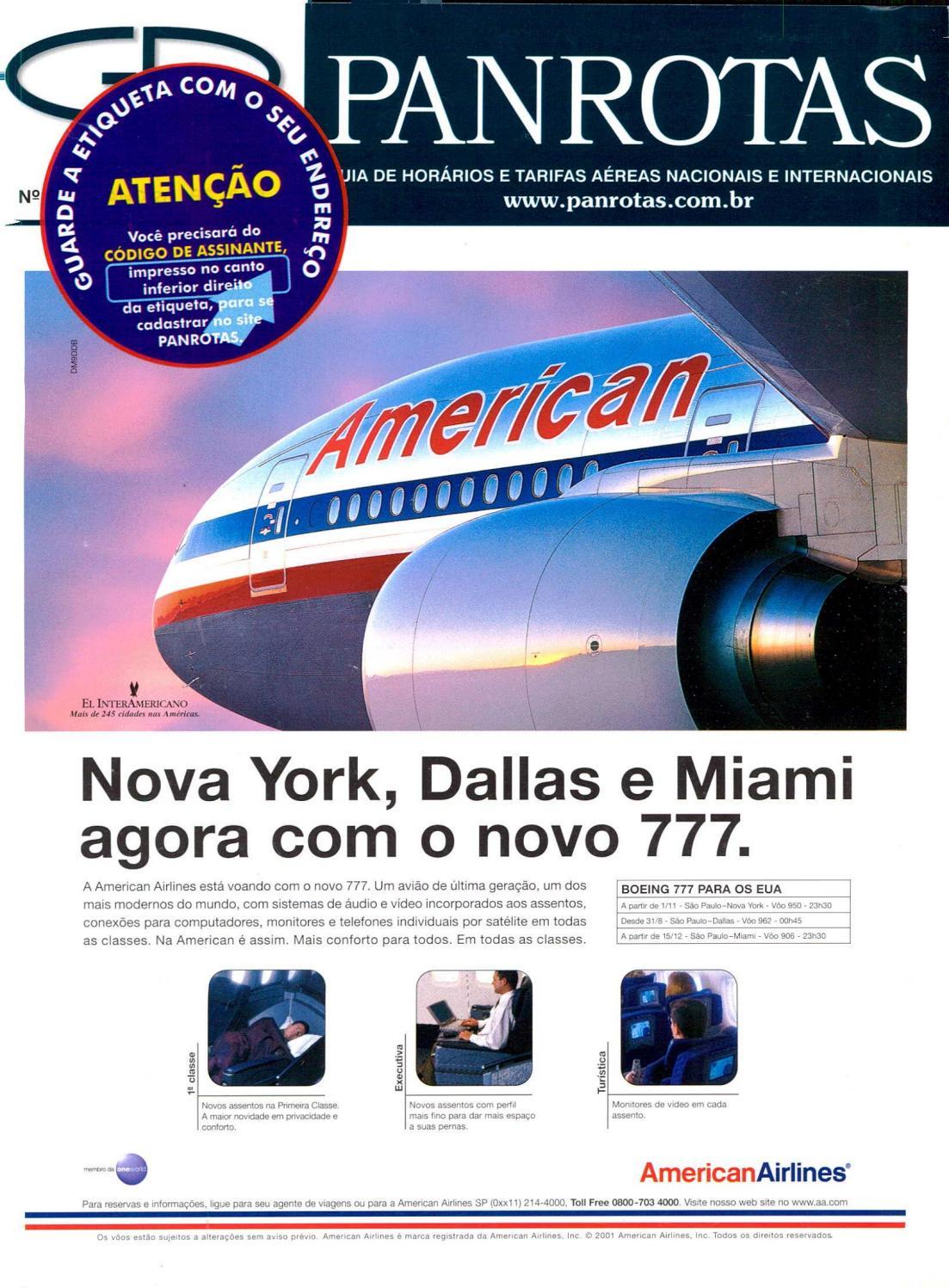 d226024c387 Guia Panrotas - Edição 344 - Novembro 2001 by PANROTAS Editora - issuu