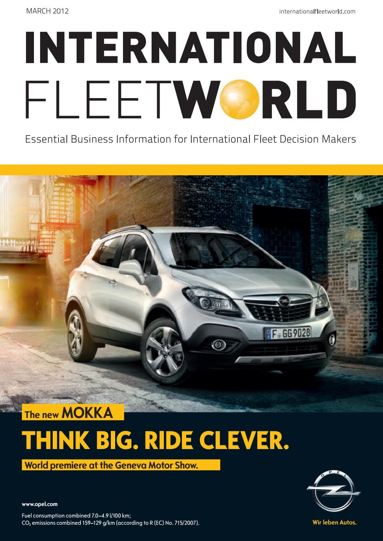 International Fleet World March 2012 by Fleet World Group