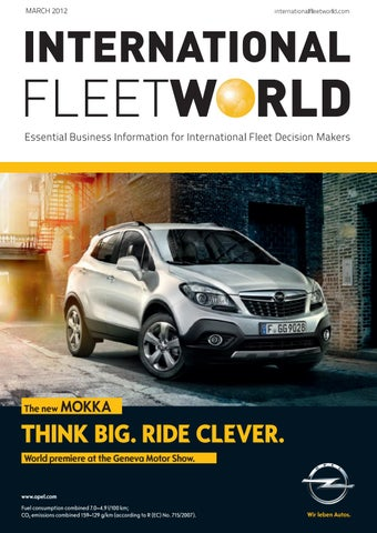 International Fleet World March 2012