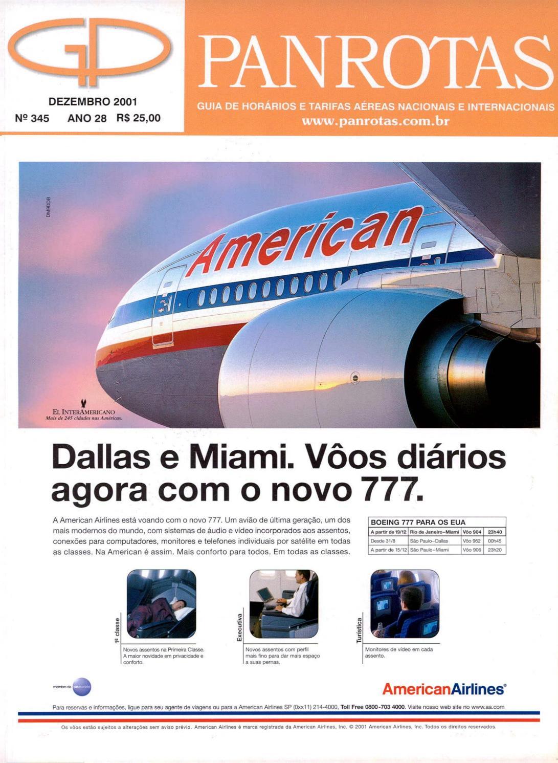e9175198c6 Guia Panrotas - Edição 345 - Dezembro 2001 by PANROTAS Editora - issuu