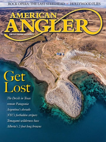 American Angler Sept Oct Issue 2018