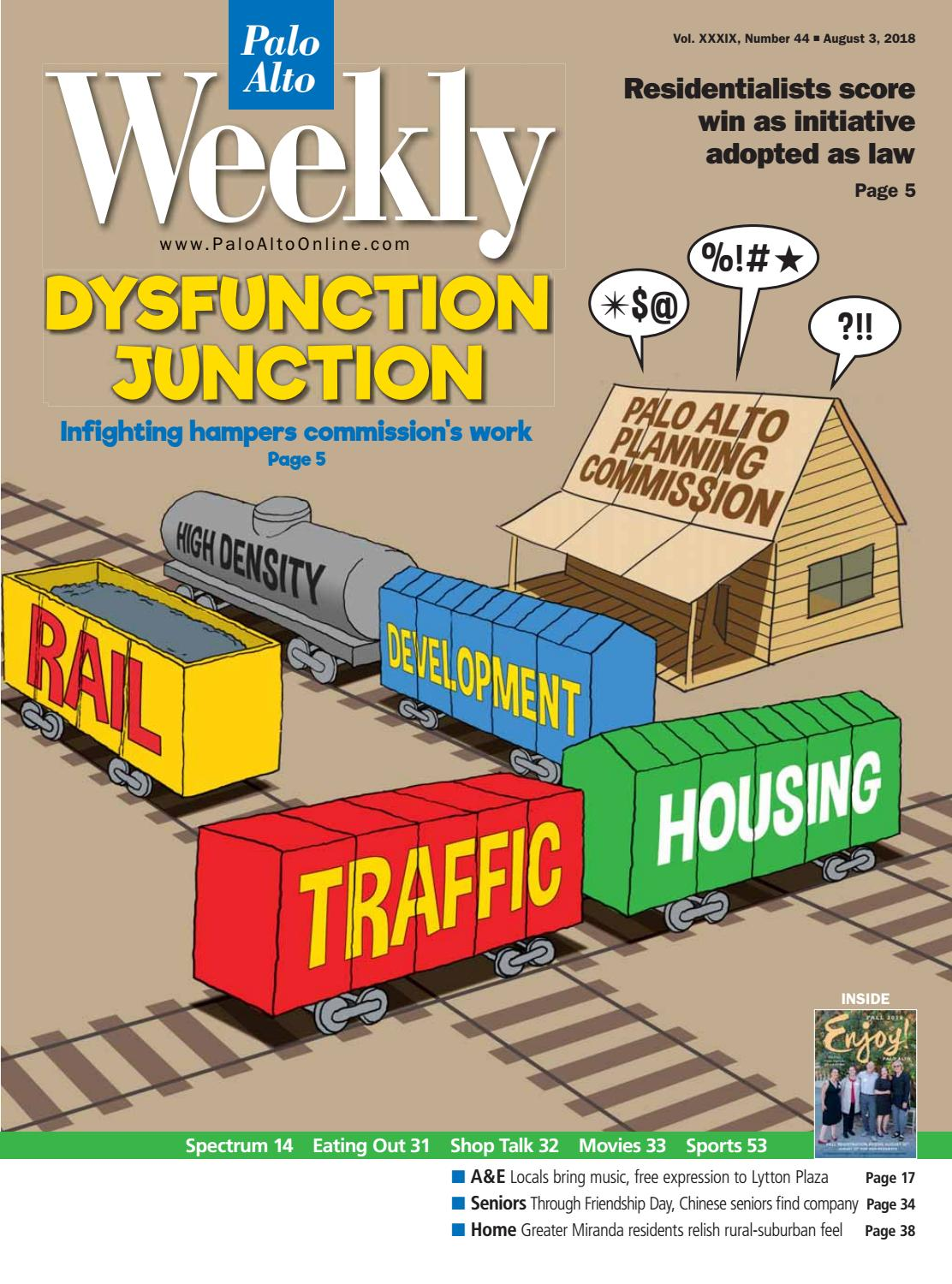 Palo Alto Weekly August 3, 2018 by Palo Alto Weekly - issuu