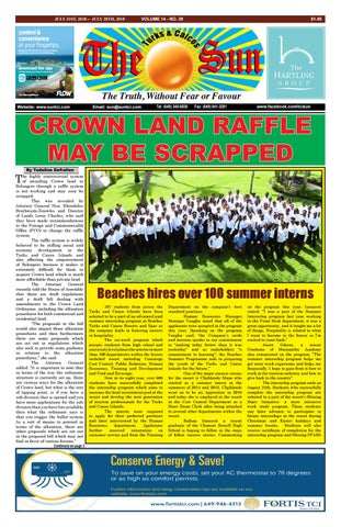 e7c1164e60e1 VOLUME 14 ISSUE 29 by The SUN Newspaper - issuu