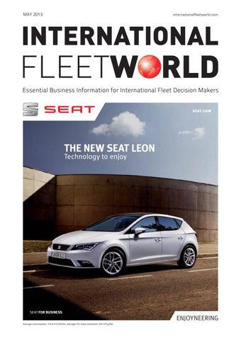 International Fleet World May 2013