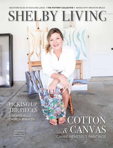 Shelby Living August 2018 By Shelby County Newspapers Inc Issuu