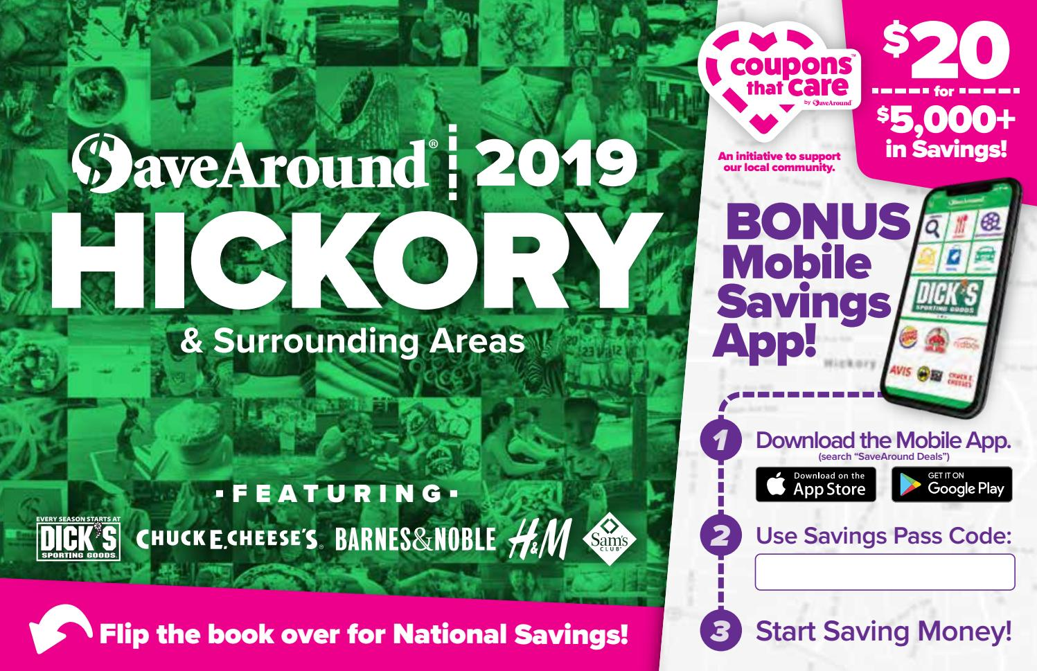 Hickory NC by SaveAround - issuu e20b72ed568