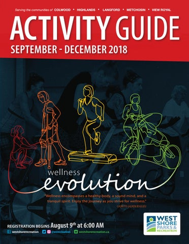 5f88dff8 Activity Guide Sept to Dec 2018 by West Shore Parks & Recreation - issuu