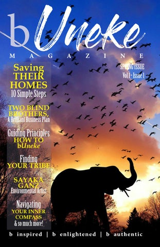 bUneke Magazine June 2018