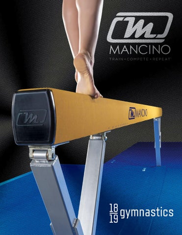 a8e6c55d29ae Mancino Gymnastics Catalog -2018-2019 by Mancino - issuu