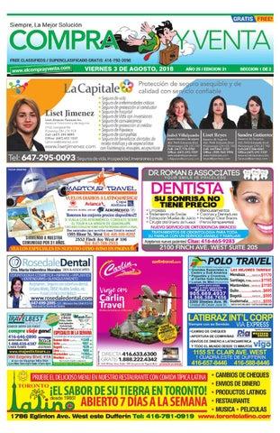 09f9a4df9e09 Compra y Venta Edicion  31. 2018 by elcomprayventa - issuu