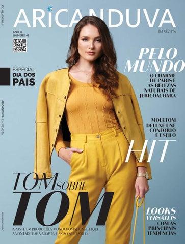 Aricanduva em Revista - Especial Pais 2018   Edição 41 f36d4353f3999