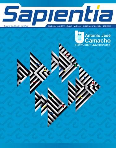Revista Sapientia No 18 By Uniajc Issuu