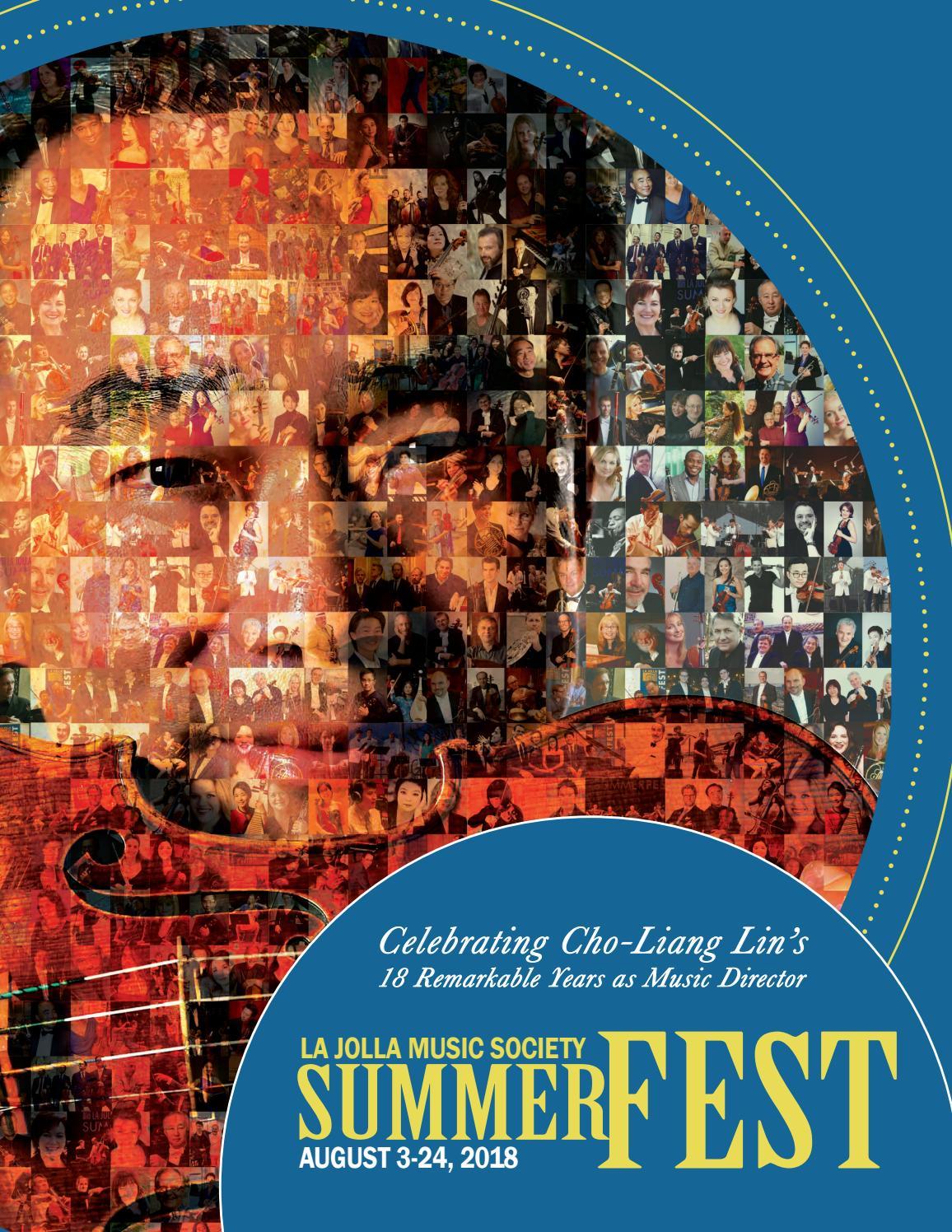 Piano De Cuisine Pas Cher summerfest 2018 program bookla jolla music society - issuu
