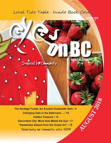 EyesOnBC Magazine by EyesOnBC Publishing - issuu