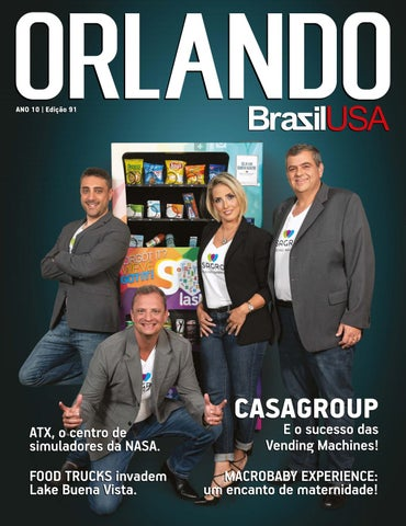 BrazilUSA Orlando  91 by BRAZIL USA MAGAZINE - issuu 80a204e372