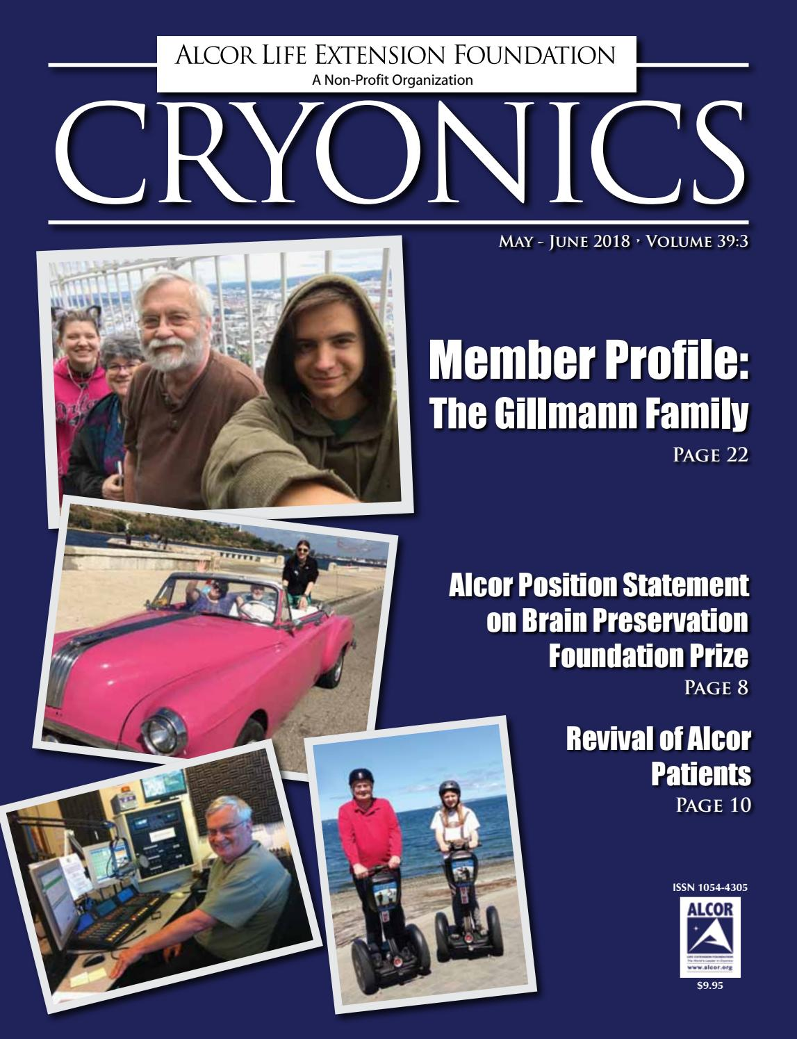 Cryonics Magazine May June 2018 By Alcor Life Extension Foundation Perfectly Imperfect Silicon Chips The Electronic Brains That Run Issuu