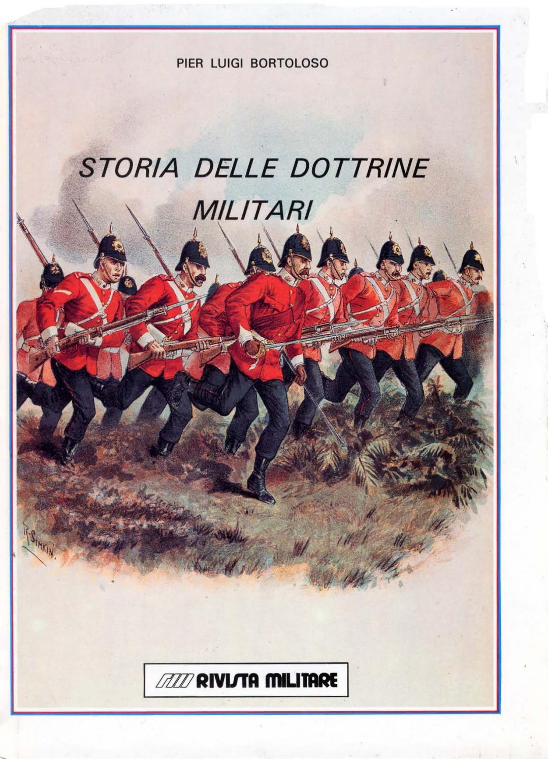 STORIA DELLE DOTTRINE MILITARI by Biblioteca Militare - issuu 4f9353b7ebca