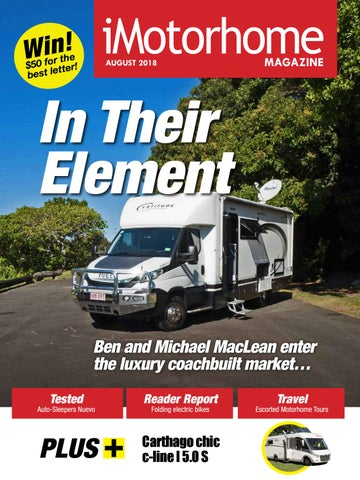1edebcbff99d27 iMotorhome Magazine - August 2018 by iMotorhome Magazine - issuu