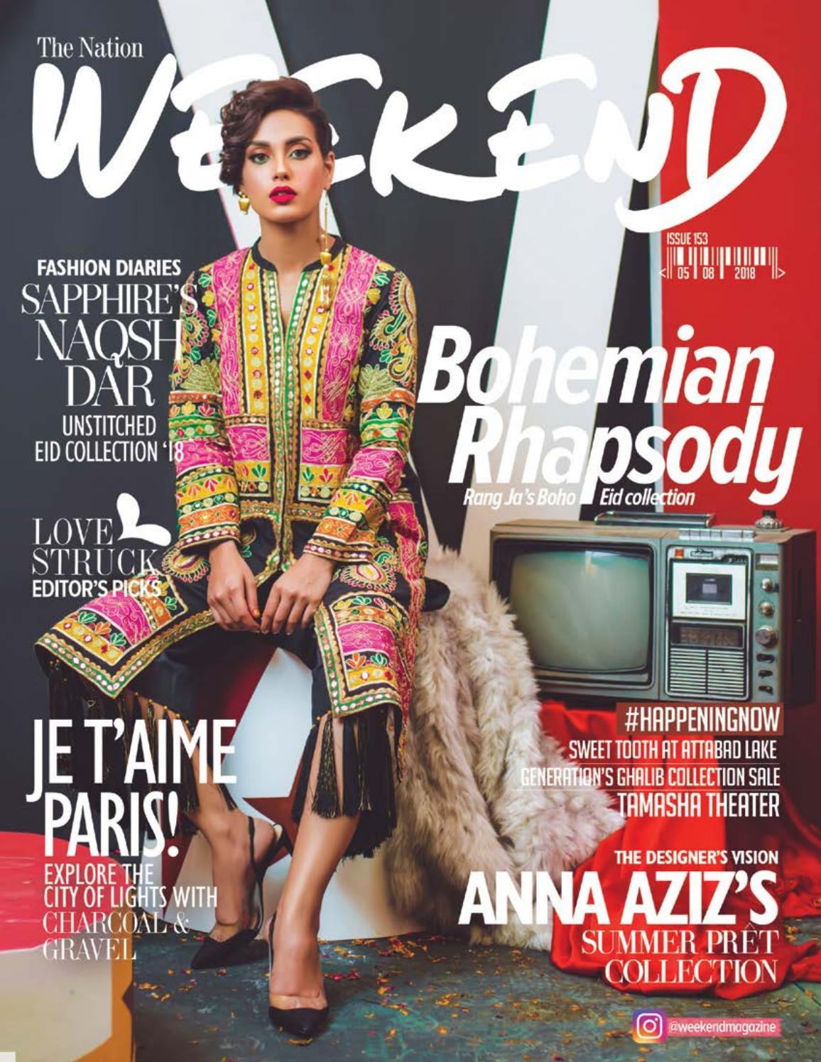 Weekend Magzine 05 August 2018 By Weekend Issuu