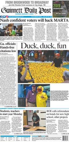 c67fdcac8a4c August 5, 2018 -- Gwinnett Daily Post by Gwinnett Daily Post - issuu