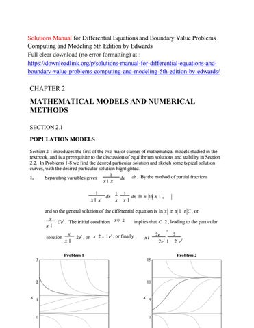 Rainville Elementary Differential Equations Pdf
