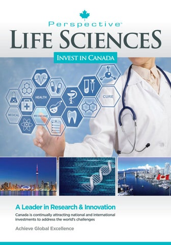 Perspective Life Sciences 2018 by Perspective - issuu