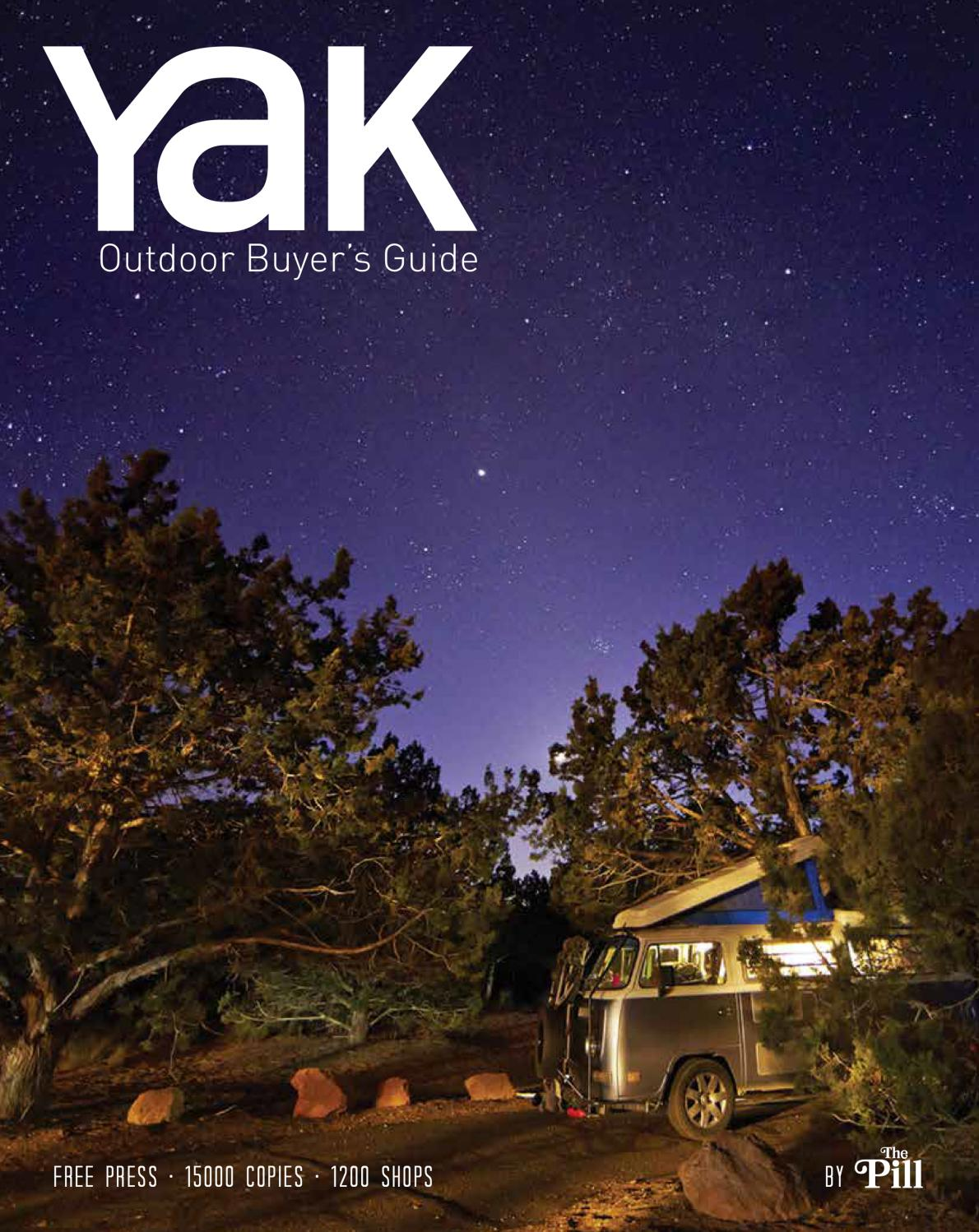 83054c887214fd Yak Outdoor Buyer's Guide 2014 by Hand Communication - issuu