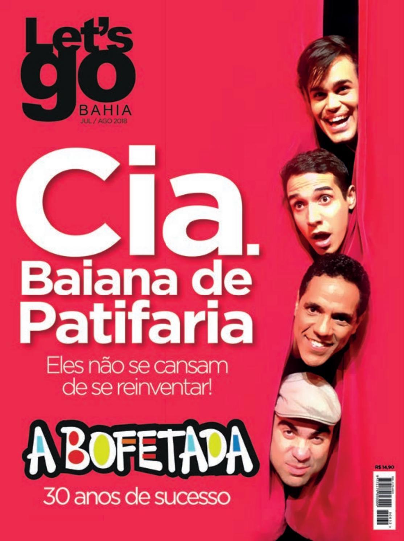 d4d5a320652ca Revista Lets Go Bahia - Edição 45 - Agosto de 2018 by LUIZ ARTUR - issuu