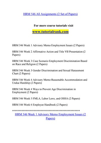 Two types of sexual harassment under title vii case