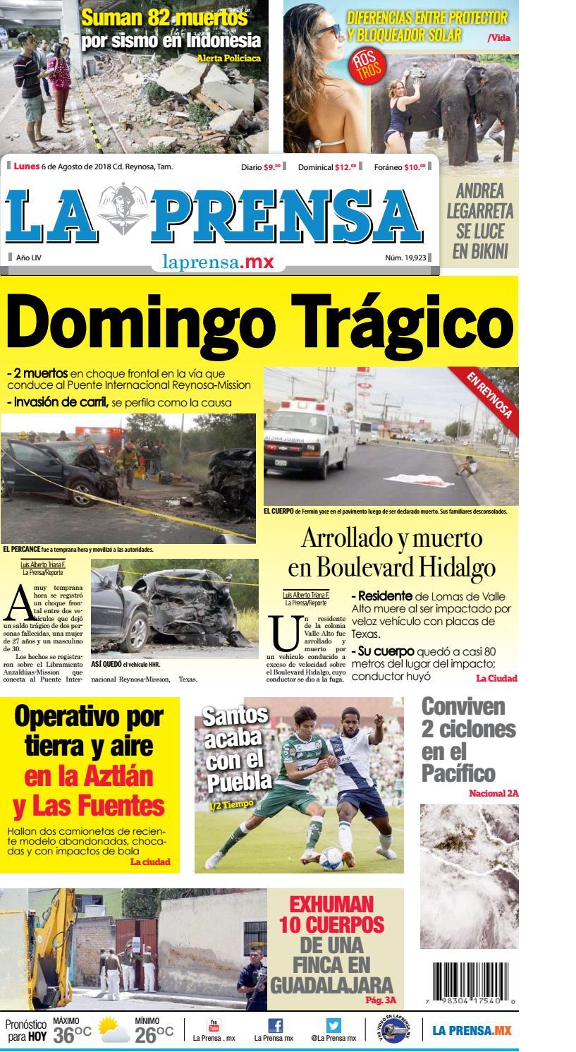 LA PRENSA by La Prensa de Reynosa - issuu