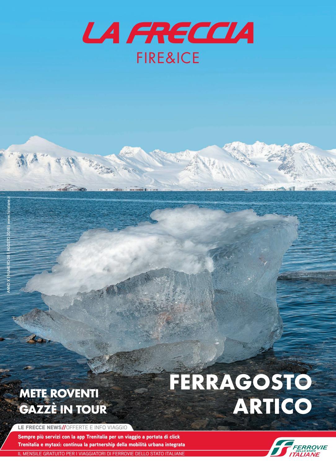 La Freccia - Agosto 2018 by Edizioni La Freccia e In Regione - issuu c0d92067b4a0