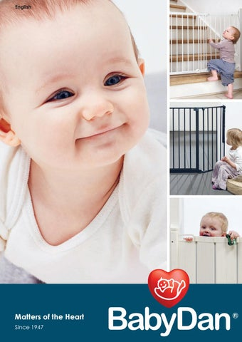 d133b6a0a BabyDan Child Safety Catalog UK US by BabyDan dk - issuu