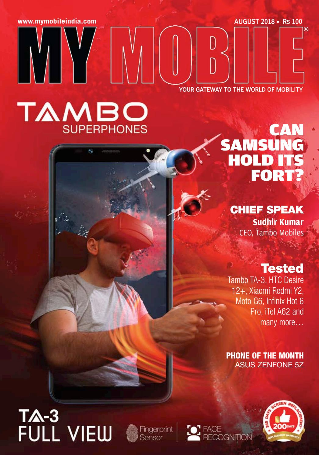 My Mobile Magazine August 2018 By Issuu 6300 Lcd Light Solution Likewise Cell Phone Charger Circuit Diagram