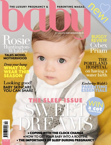 0bf55381e6d9d2 Baby October 2018 by The Chelsea Magazine Company - issuu