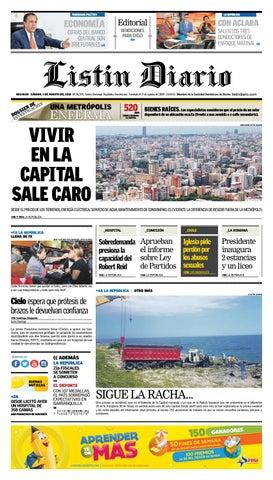 d031f56c3792a LD 04-08-2018 by Listín Diario - issuu