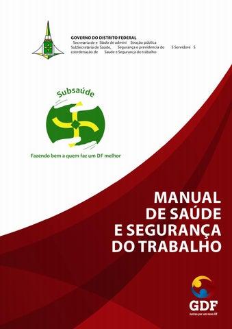 518da280a Manual de Saúde e Segurança do Trabalho by jonclash - issuu