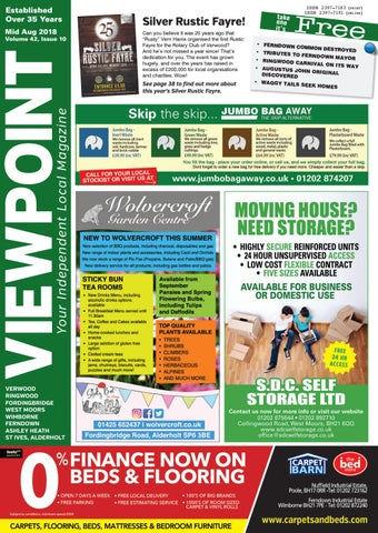 Viewpoint August 2018