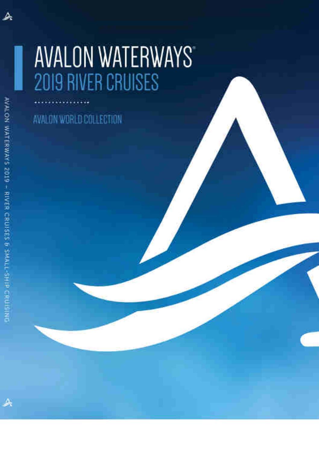 Avalon Waterways 2019 by Cia Marítima - issuu