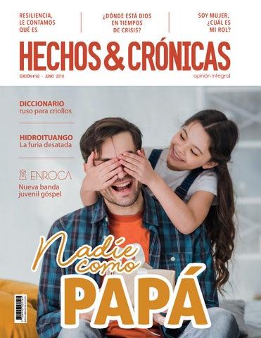 ef3751794 Hechos   Crónicas Edic. 92 - Junio 18 by Revista Hechos   Crónicas ...