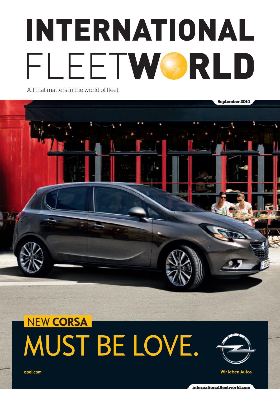 International Fleet World September 2014 by Fleet World Group - issuu