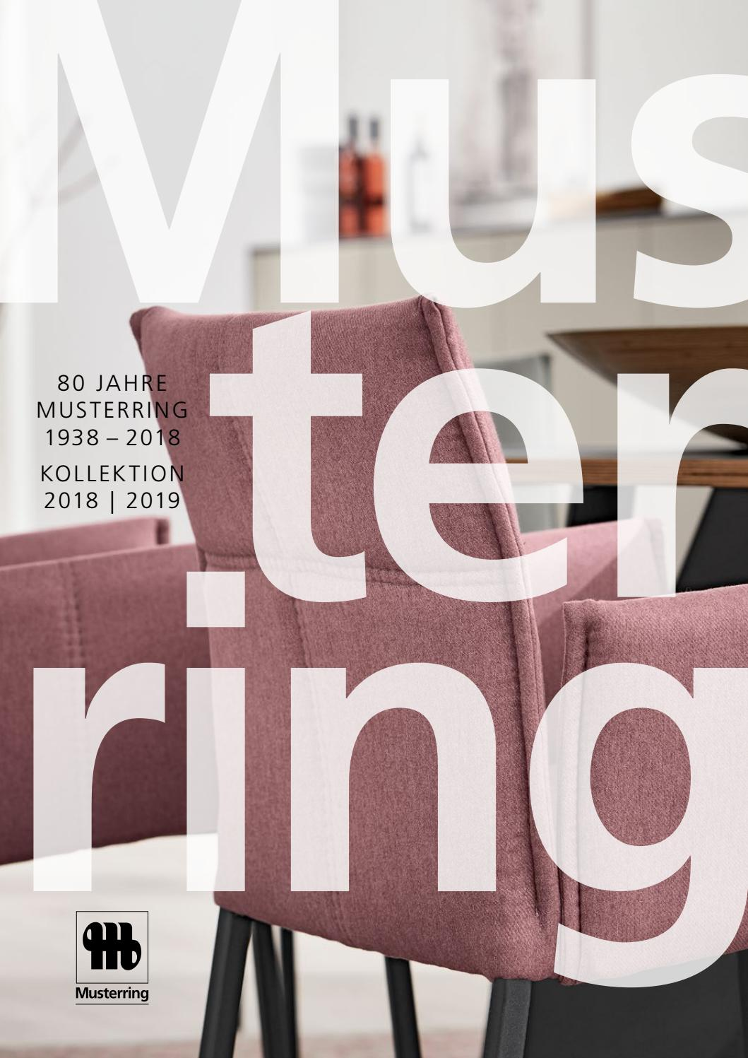 Musterring Katalog 2018 2019 By Perspektive Werbeagentur Issuu