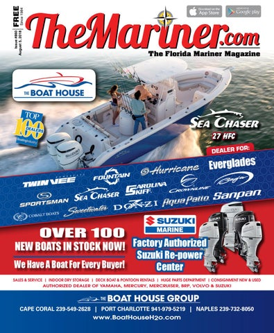9afb44530c47e3 Issue 860 by The Florida Mariner - issuu