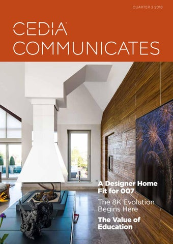Cedia Communicates Emea Quarter 3 By Cedia Emea Issuu