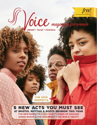 Voice magazine 0818 by Voice Magazine For Women - issuu